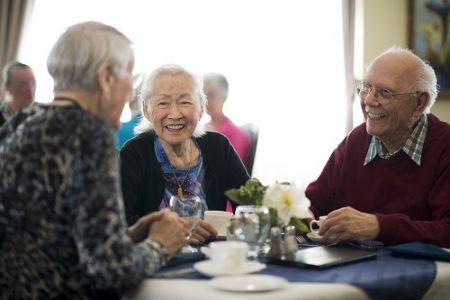 iStock-530420214 Lunch in a Nursing Home